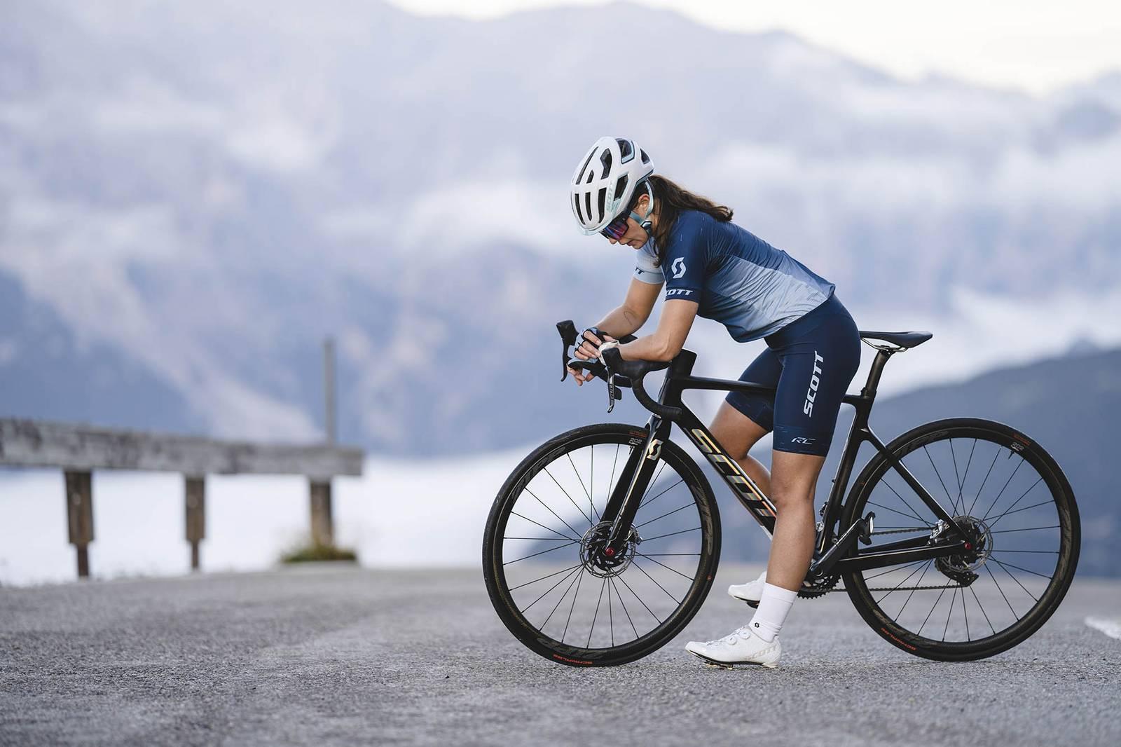 zielsetzung beim Rennradfahren