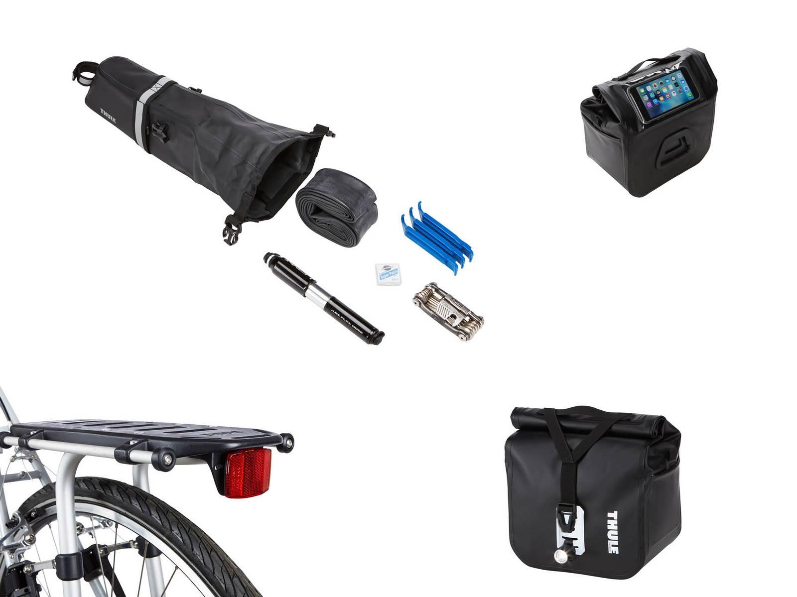 Thule Bikepacking Ausrüstung