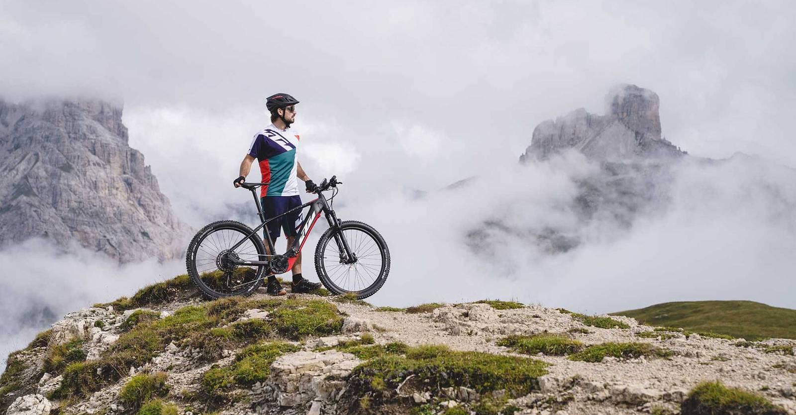 E-Bike Mountainbiken