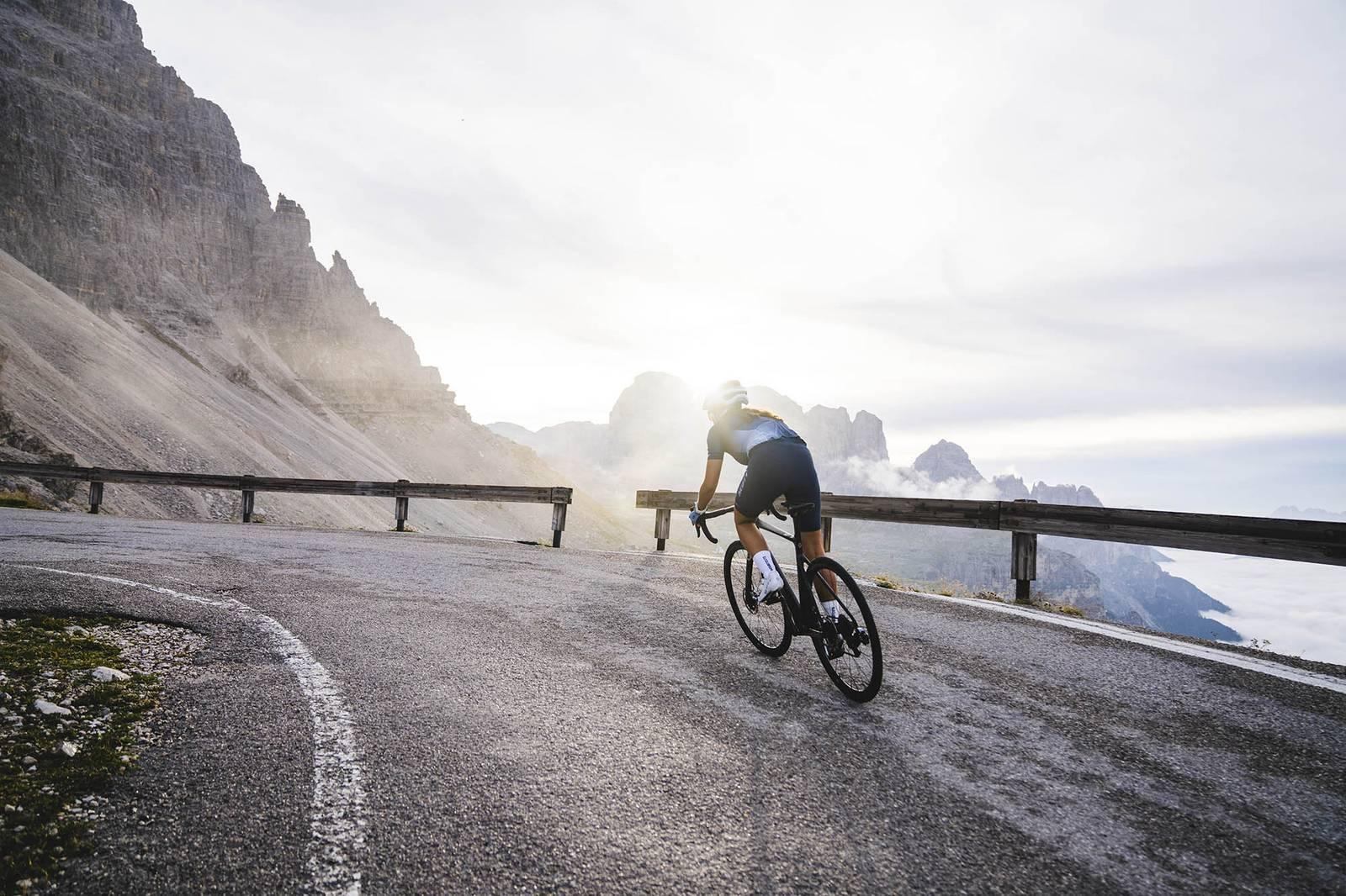 Rumpfstabilität Rennradfahren