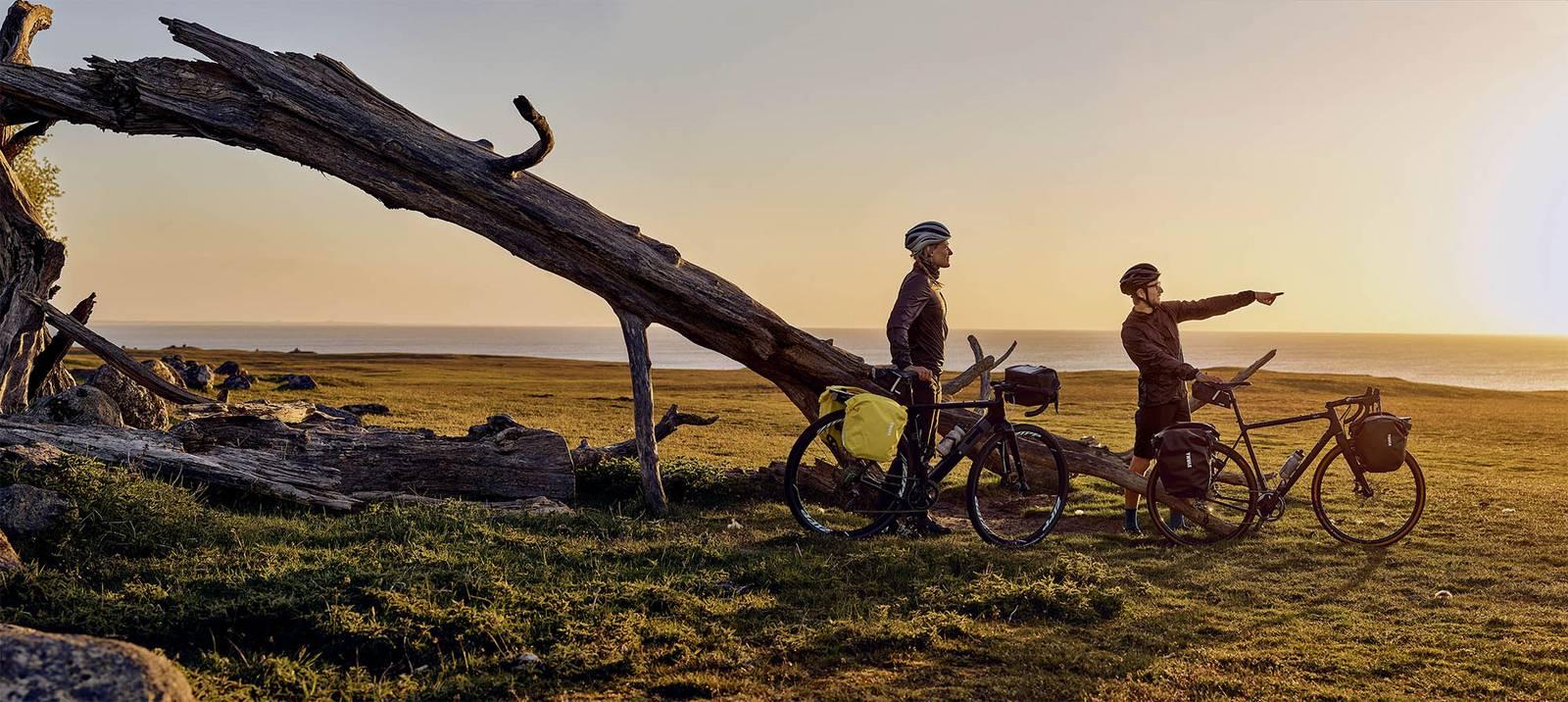 Bikepaking Touren Produkte