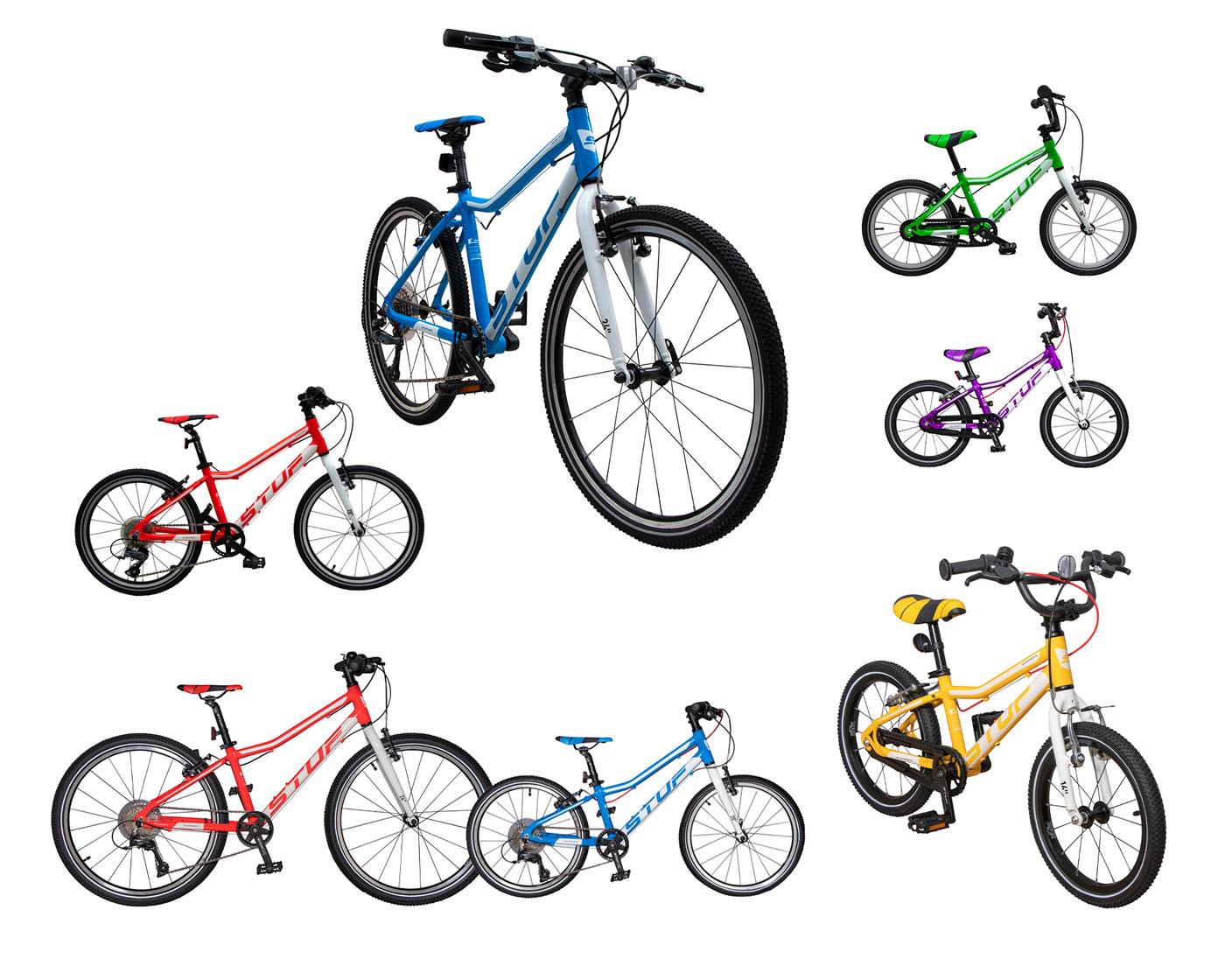 STUF Family Bikes